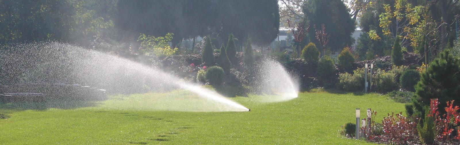 Nawadnianie ogrodów - Obraz-Zielony.pl