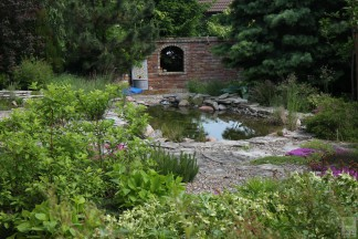 Ogród prowansalski 2013