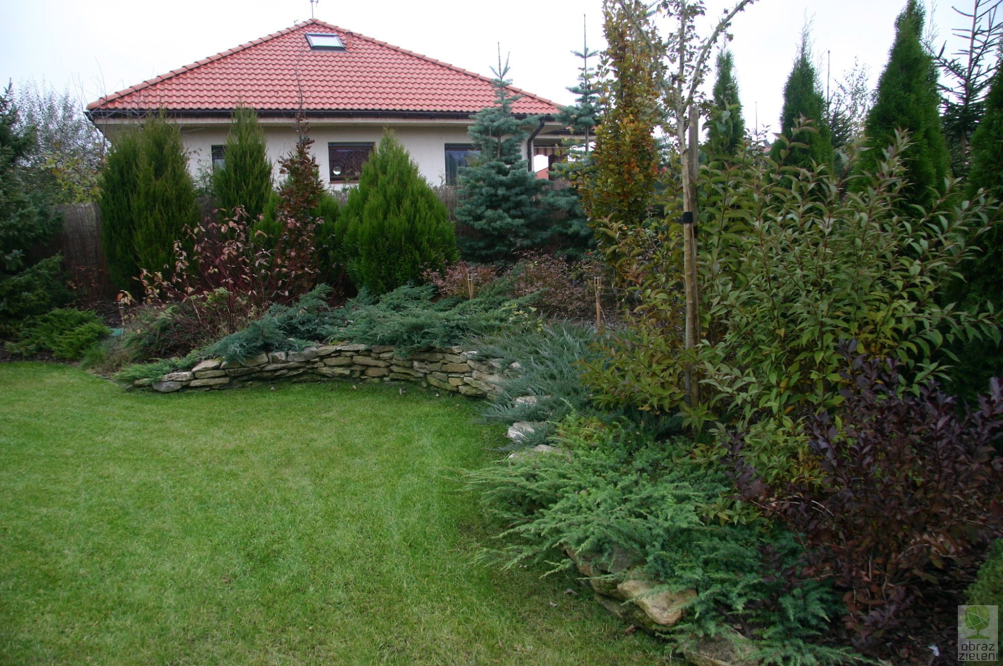 Ogród podmiejski