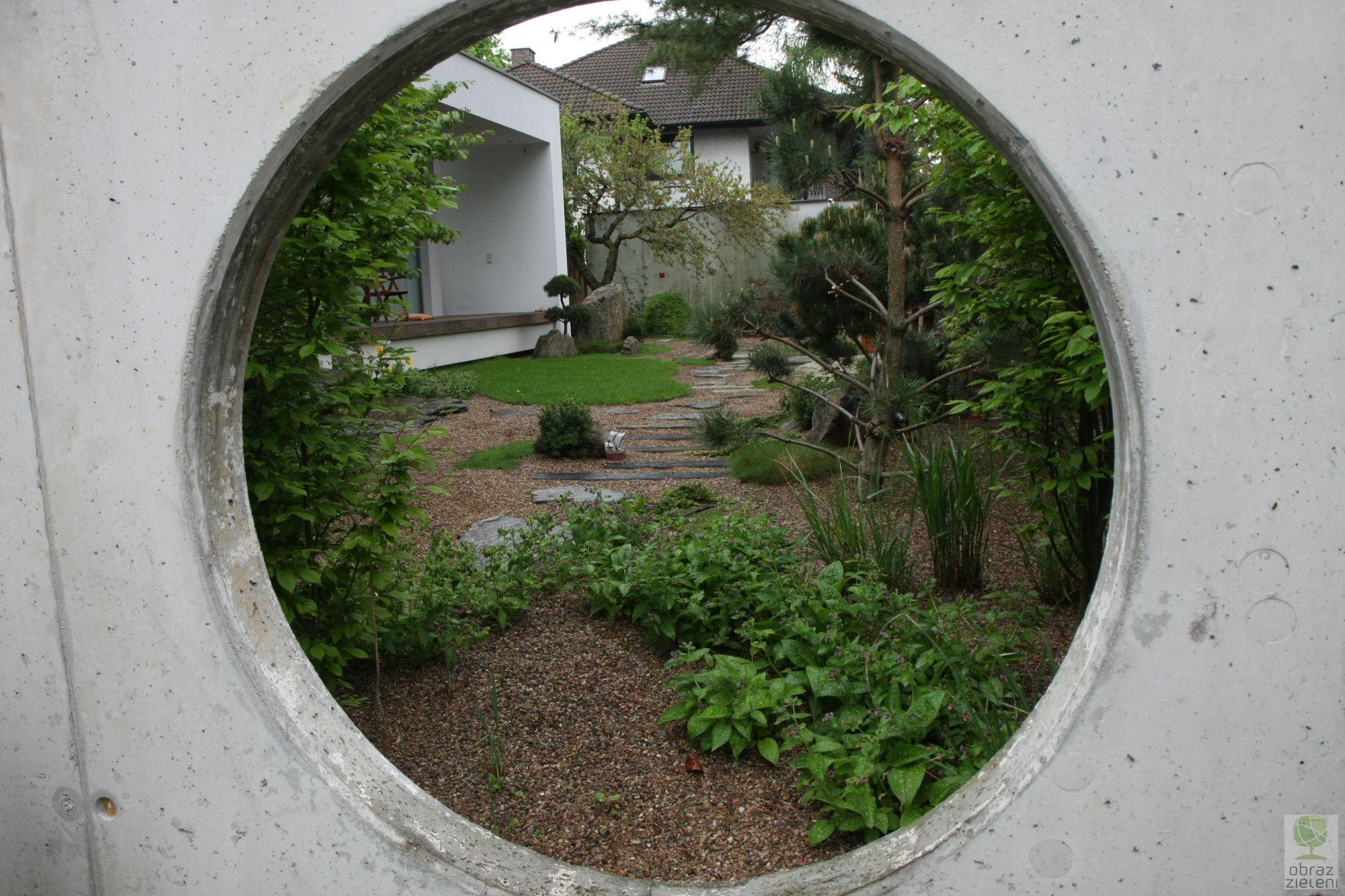 Ogród japoński – wiosną 2013