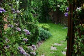 Ogród tajemniczy