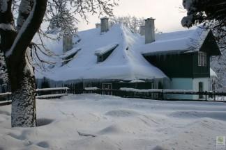 Zimowe Karkonosze